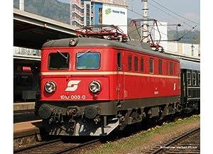 Piko 51761S de Lok BR 1010ÖBB IV y plux22DEC, ca Variante, Vehículo de Carril