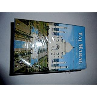 Artcollectibles India Taj Mahal Playing Cards Unopened Unsealed Souvenir