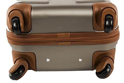 51QGP2M3MIL - Maleta rígida PIERRE CARDIN moro mini equipaje de mano ryanair