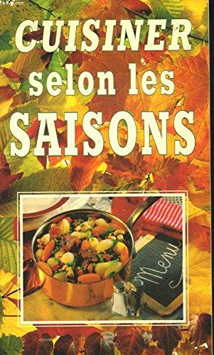 CUISINER SELON LES SAISONS