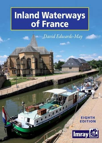 Inland Waterways of France (8th Edition)