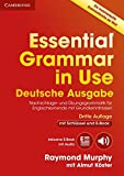 Essential Grammar in Use: German Third Edition . Book with answers and Interactive ebook
