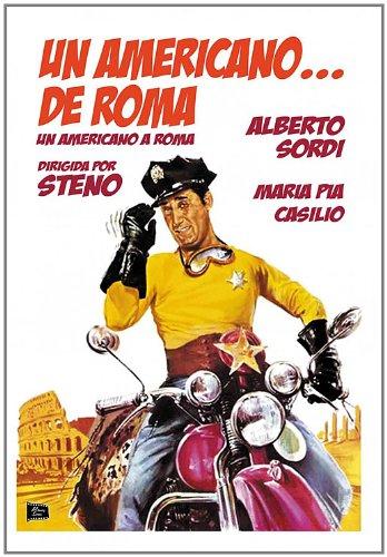 Bild von Un Americano a Roma - Un Americano...de Roma - Steno