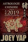 Astrologie chinoise pour 2019 - L'année du Cochon de Terre