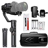 ZHIYUN Crane 2 Oficial Handheld Gimbal Estabilizador de Mano de 3 Ejes para cámaras...