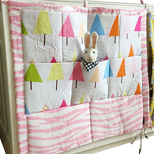 vine-nursery-baby-cot-tidy-organiser-for-cot-bed-baby-bed-pouch-storage-bag-multifunction-hanging-di