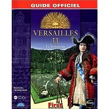 Versailles II. Le Testament