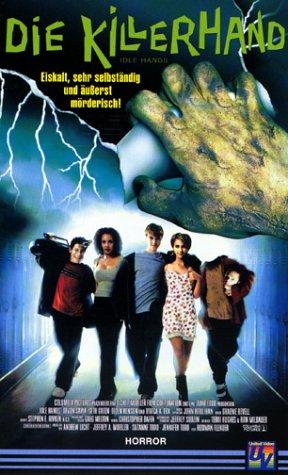 Die Killerhand [VHS] - Daniels Lichter Jack