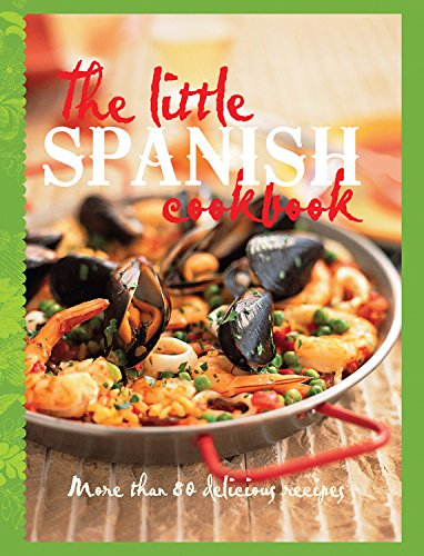 Food and cuisine: The Little Spanish Cookbook (The Little Cookbook)