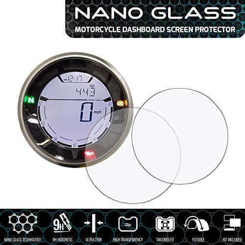 Speedo Angels Nano Glass Protecteur d'écran pour SCRAMBLER (2015+) x 2