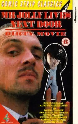 Comic Strip Classics: Mr Jolly Lives Next Door/Dirty Movie [VHS]