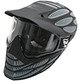 JT Paintball Maske Flex 8 Spectra Full Head, Grau, 1080