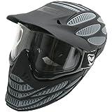 JT Paintball Maske Flex 8 Spectra Full Head, Grau, 1080