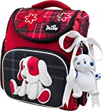 Delune Premium Teddybär 3-140 Schulrucksack Kinderrucksack Mädchen Jungen Taschen Rucksack