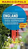 MARCO POLO Reiseführer England: Reisen mit Insider-Tipps. Mit EXTRA Faltkarte & Reiseat