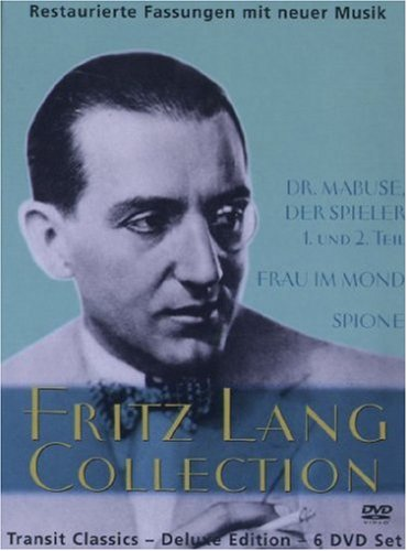 Fritz Lang Collection (6 DVDs)