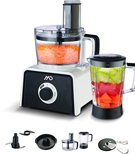 Ustensiles de cuisine multi robot de cuisine Smoothie Maker Fruits jus presse Mixeur Hachoir Ice Crusher 1,5L