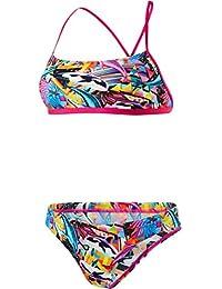 Speedo Chappelle O Love 2 Piece Crossback - Schwimmbikini Damen und Mädchen