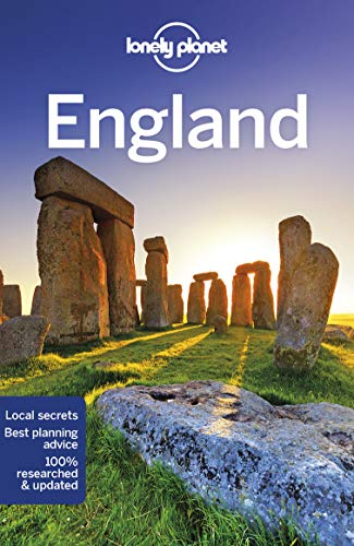 England (Lonely Planet Travel Guide) (Planet Manchester Lonely)