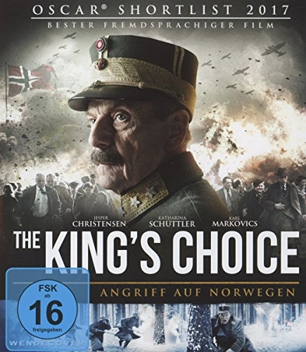 The King's Choice - Angriff auf Norwegen [Blu-ray]