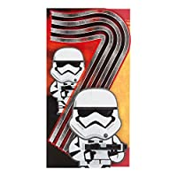 Hallmark Star Wars 7th Birthday Card