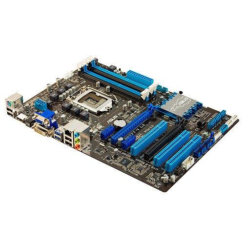 ASUS P8Z77-V LX Mainboard Sockel 1155 (Intel Z77, 4x DDR3 Speicher, PCI-e, ATX, 4x USB 3.0)
