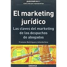 Marketing juridico, el - las claves del marketing de los despachos (Puente Aereo (granica))