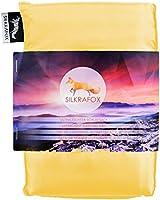 Silkrafox - ultraleichter Schlafsack, Hüttenschlafsack, Inlett , Sommerschlafsack, Kunst- Seidenschlafsack in verschiedenen Farben