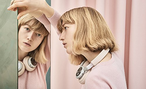 51QGeLhu13L - [MediaMarkt@ebay] B&O PLAY BeoPlay H4 Over Ear Bluetooth Kopfhörer Sand Grey für nur 168€ statt 195€