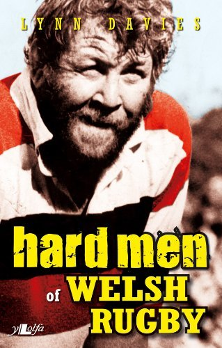 Hard Men of Welsh Rugby by Lynn Davies (Illustrated, 18 Oct 2011) Paperback