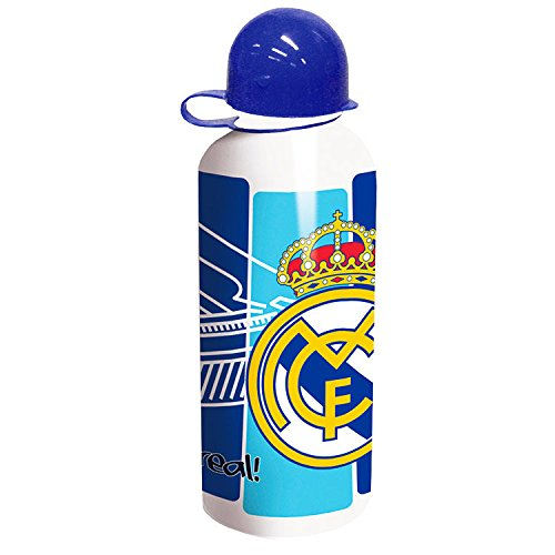Real Madrid - Botella 600ml, 0 (CYP Imports B-14-RM)