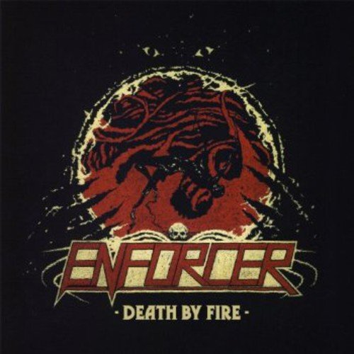 Enforcer: Death By Fire (Audio CD)