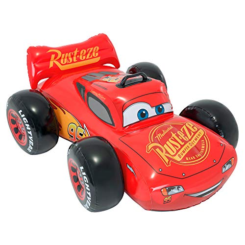 Intex Cars Ride ON 107X71CM - Preisvergleich