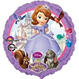 Sofia The First Party - Sofia The First 18 inch Non Message Foil Balloon