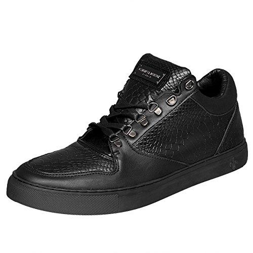 Criminal Damage Homme Chaussures / Baskets Detroit Lace Up Noir