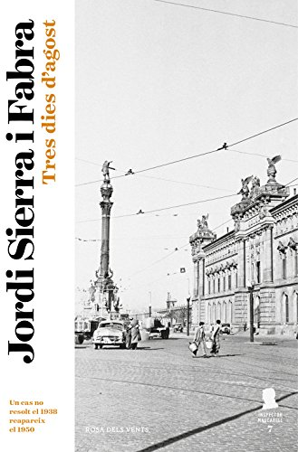 Tres dies d'agost (Inspector Mascarell 7) (Catalan Edition)