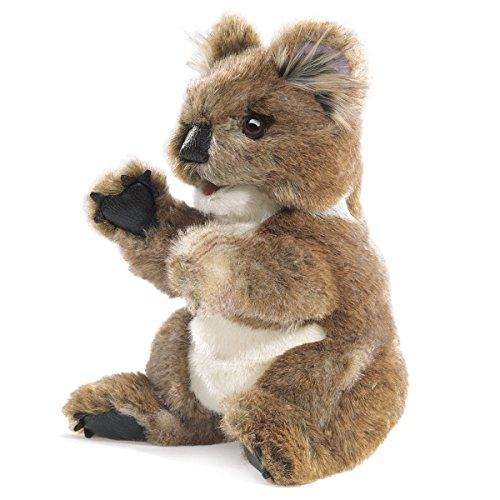 Folkmanis-Marioneta 3057-Koala de Juguete