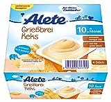 Alete Griessbrei Keks, 6er Pack (6 x 400 g)