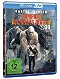 Rampage: Big Meets Bigger 3D [3D Blu-ray] - 2
