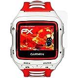 3 x atFoliX Anti-casse Protecteur d'écran Garmin Forerunner 920XT Anti-choc Film Protecteur - FX-Shock-Antireflex