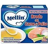 Bouillon In Polvere Di Carne E Pollo 10 Bustine