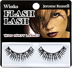 Jerome Russell Winks Flash Lash Wild Party Lashes Flash Lash Starlight