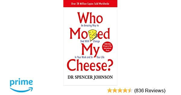 who moved my cheese presentation ideas