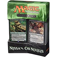 Magic The Gathering 14443 Nissa VS OB Nixilis Duel Deck