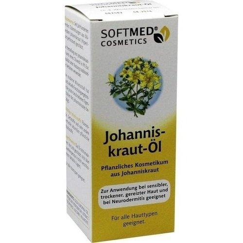 Softmed Cosmetics Johanniskraut-Öl, 50 ml