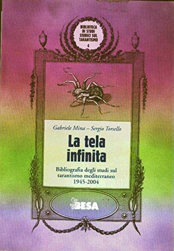 La tela infinita. Bibliografia degli studi sul tarantismo mediterraneo 1945-2004