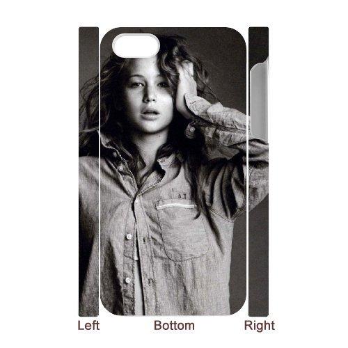 LP-LG Phone Case Of Jennifer Lawrence For Iphone 5C [Pattern-6] Pattern-6