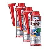 3x LIQUI MOLY 5139 Systempflege Diesel Motor Reiniger Pflege Kraftstoff Additiv