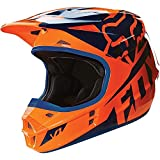 Fox Helm V1 Race Orange Gr. L