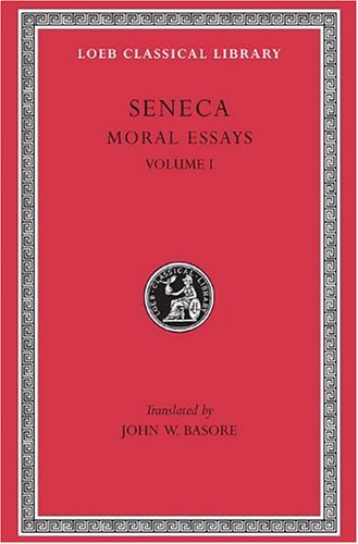 Moral Essays (Loeb Classical Library, Band 214)